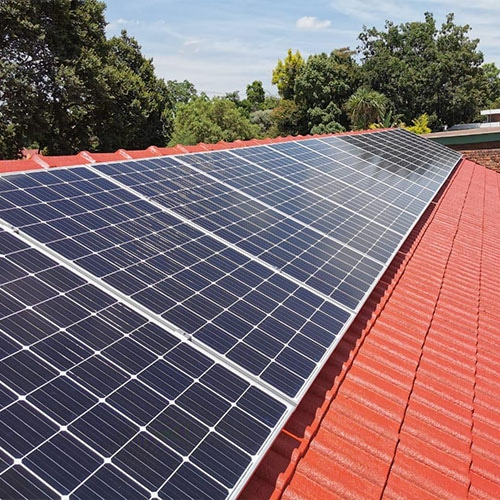 Henpro Electrical - Solar Installation Image 1