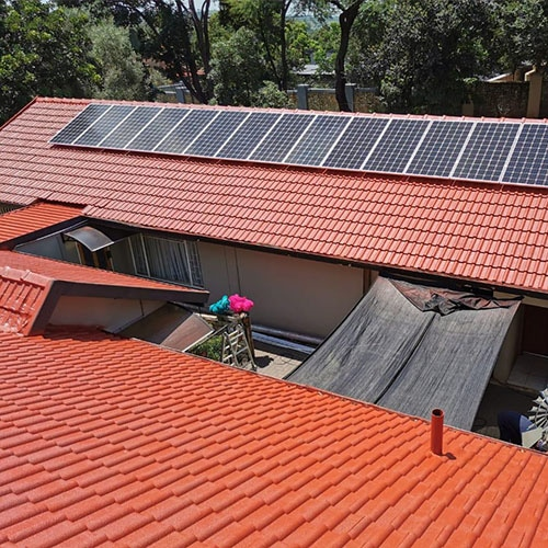 Henpro Electrical - Solar Installation Image 3
