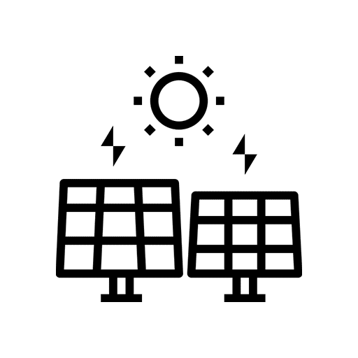 Henpro Electrical - Solar installations icon
