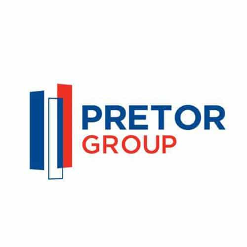 Pretor Group Logo